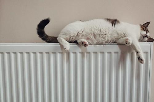 Por que calienta la calefaccion