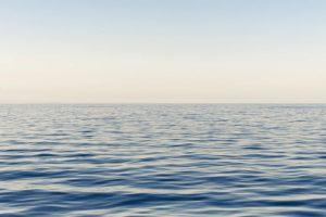 Por que el mar es azul