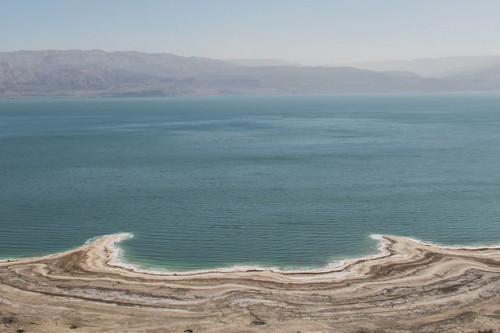 Por que hay un mar muerto